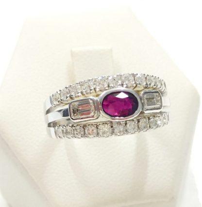 Riviera rubino & diamanti