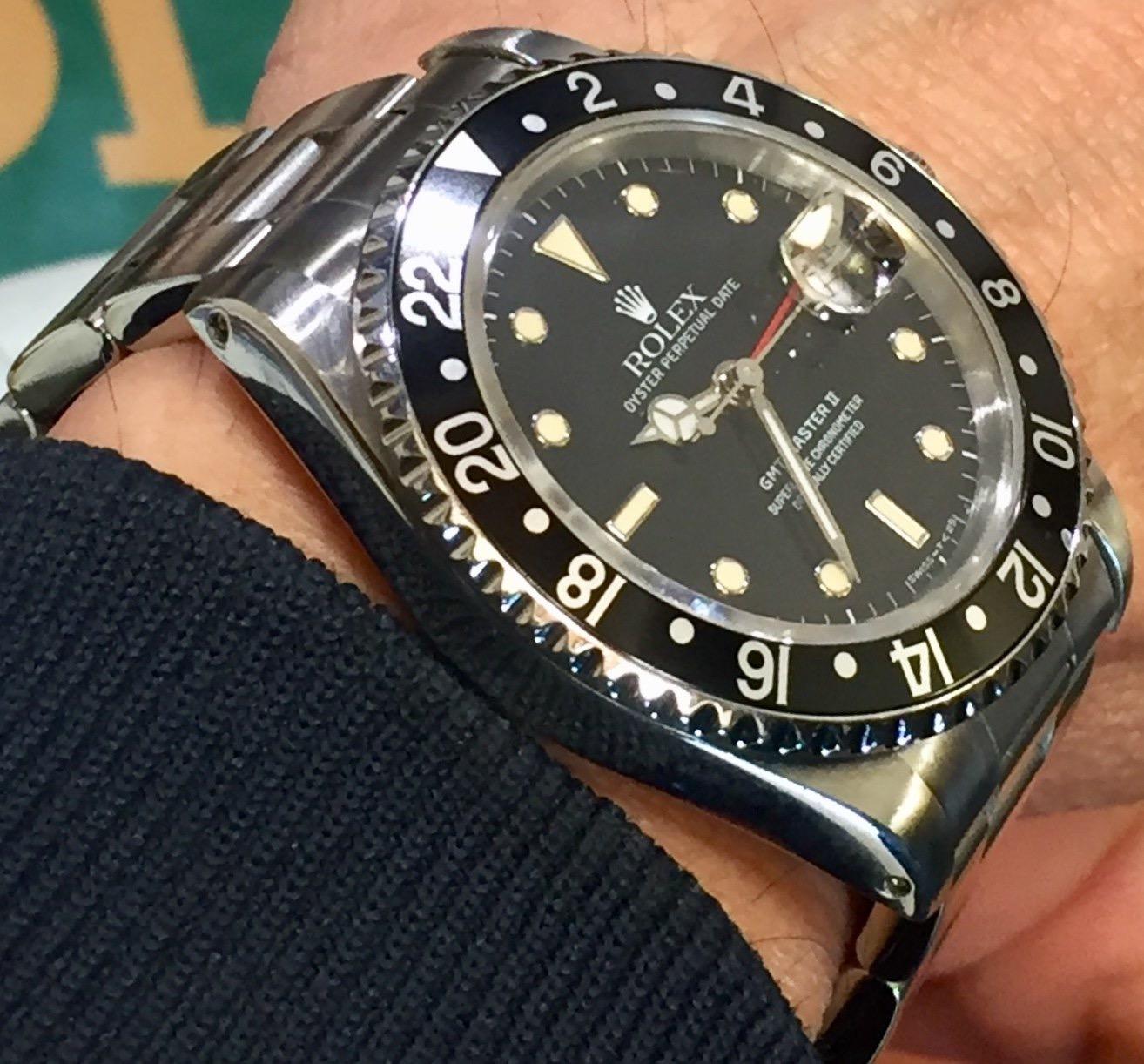 La storia dell 'orologio da polso