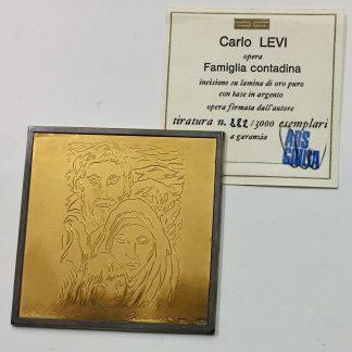 Carlo Levi Famiglia Contadina
