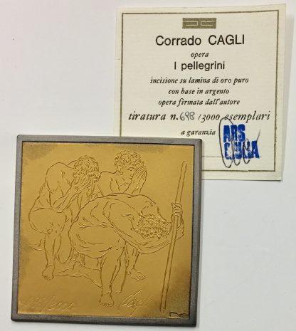 Corrado Cagli I Pellegrini