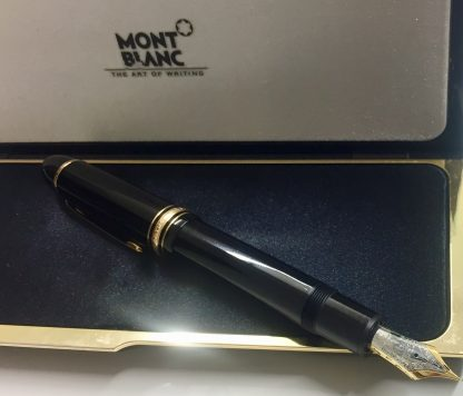 Montblanc Stilografica Oro 18 Kt