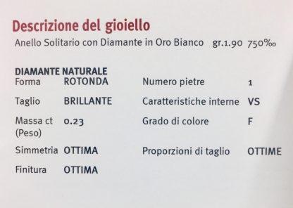Solitario Visconti