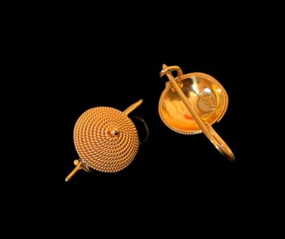 Orecchini Corbula Sardegna